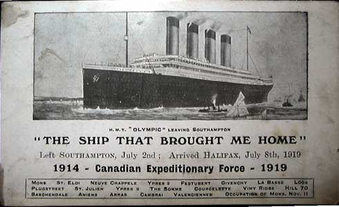 1919 Canadian Expeditionary Force